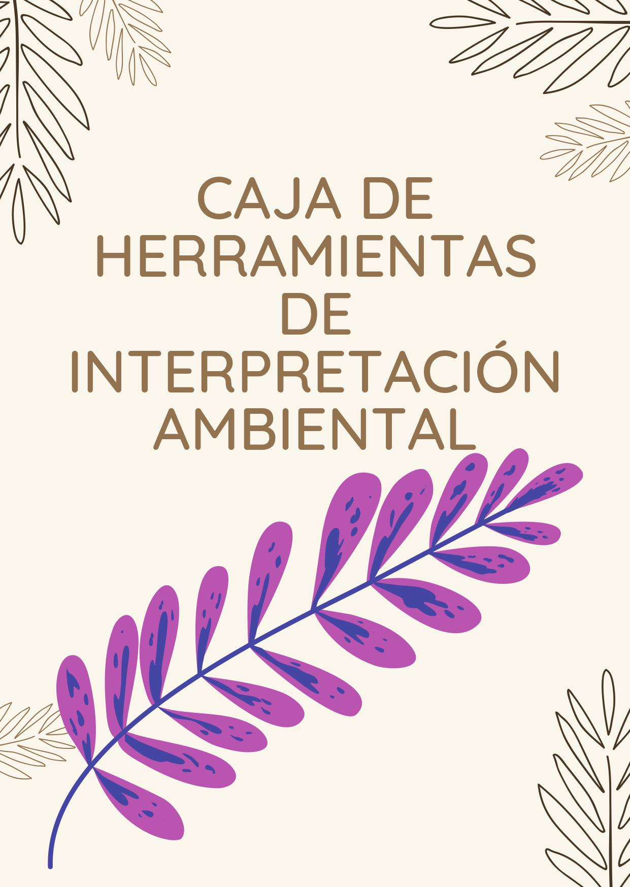 CH interpretación ambiental
